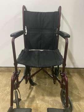 Vendo silla de ruedas de segunda