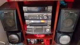 equipo de sonido SONY funcional cambio
