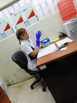 Soy enfermera