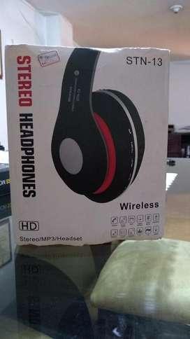 Diadema Headphone Wireless Nuevo