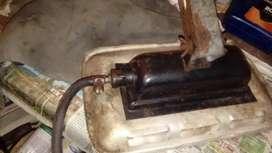 Estufa a gas natural o envasado