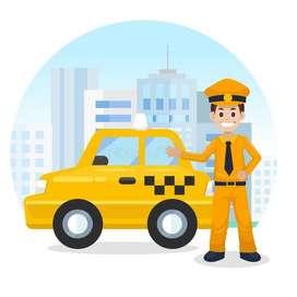 Se necesita contratar chofer para Taxi en Tulcán