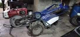 Mini tractor para agricultura