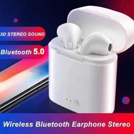 Auriculares Bluetooth 5.0 Base Cargador