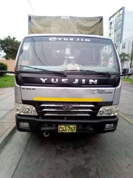 Camión Marca Yuexing 2012