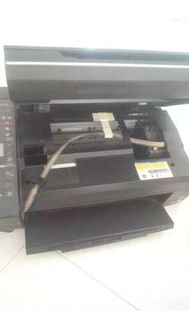 Impresora negociable
