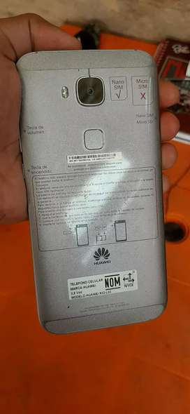 Celular Huawey G8 Rio Cm Nuevo 10/10