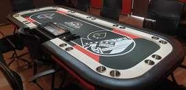 Vendo mesa de Poker
