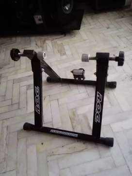 Rodillo para rueda trasera de bicicleta