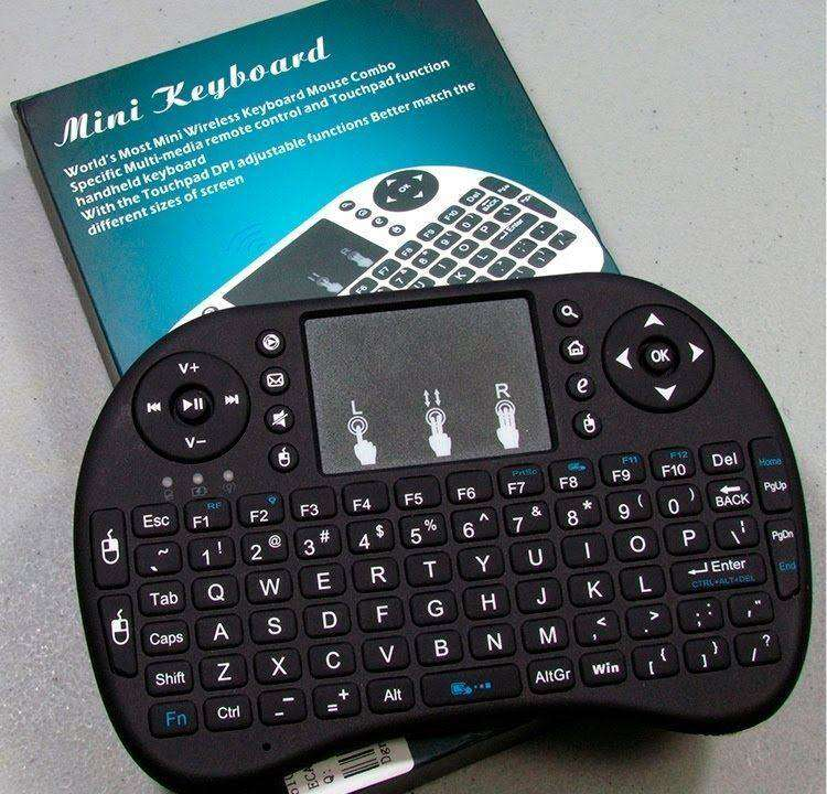 MINI TECLADO BLUETOOTH 0