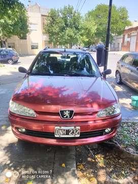Peugeot familiar 306 1.8 16v con gnc
