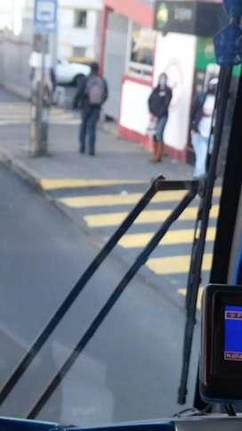 Controlador de bus sur de quito