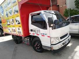 Se vende camion furgon jmc