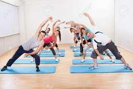 clases de baile aerobicas para hombres y mujeres