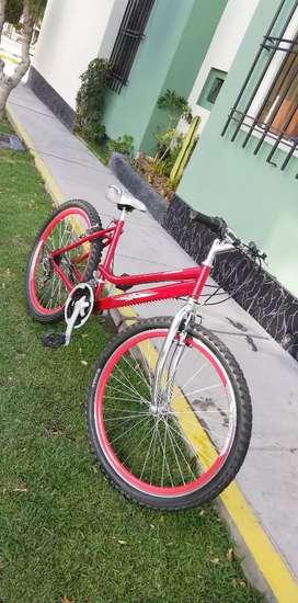 Vendo bicicleta de dama