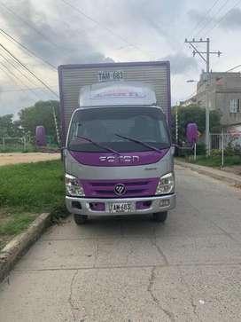 Venpermuto furgon foton