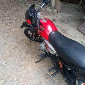 Moto bóxer 150 x