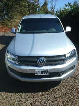 Vendo Volkswagen Amarok Impecable!