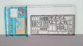 Monogram Revell B-17 escala 1/48 fotocortados Eduard