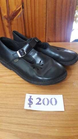 Zapatos Escolares Talle 37 Marcel
