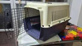 Kennel transportador para mascotas