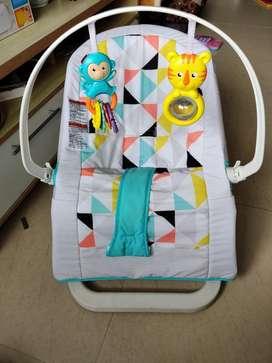 Silla Vibradora Bebé