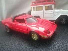 Lancia años 80s