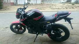 Moto Ninja 250cc