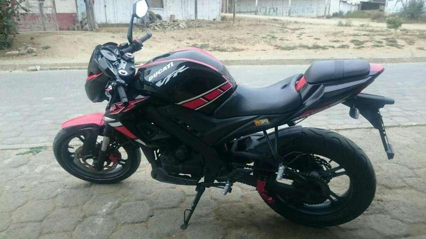 Moto Ninja 250cc 0