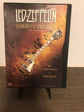 led zeppelin the song remains the same dvd
