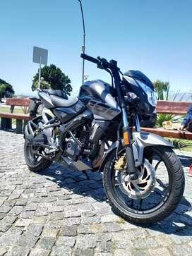 Vendo Rouser Ns200 2018 7milkm