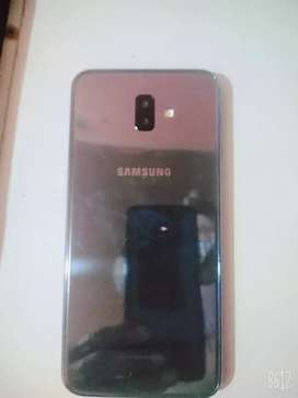 Vendo samsung j6+plus