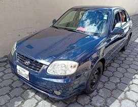 Hyundai Accent Verna 2004 TM GS