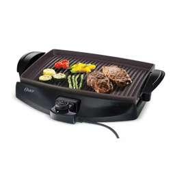 Parrilla eléctrica para deliciosos asados marca Oster