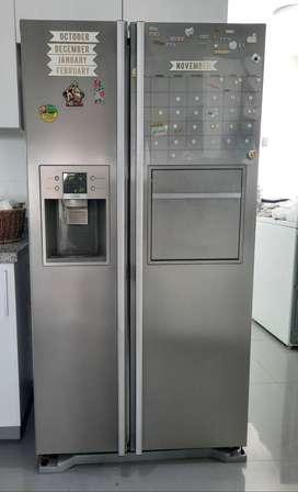 remato por viaje refrigerador 2 puertas