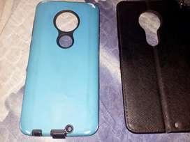 Vendo carcasas de Motorola G7