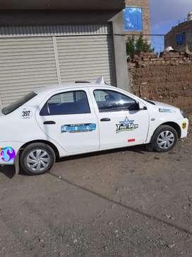 Venta de auto Toyota etios