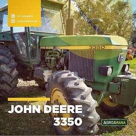 SE VENDE JOHN DEERE 3350