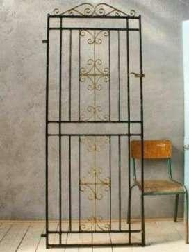 Rejas Y Puertas Rejas
