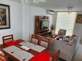 Casa amoblada completa ideal para vacaciones o negocios