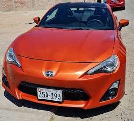 Se REMATA Toyota scion FRS 2014.