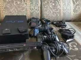 Vendo playstation 2 modelo FAT