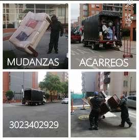 MUDANZAS Y ACARREOS