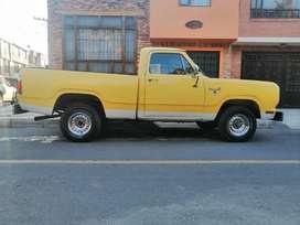 Camioneta Clasica Dodge 80