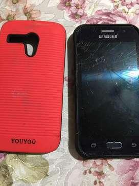 Samsung Para Repuestos, Con funda y una de Regalo!