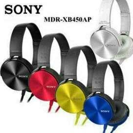 DIADEMA SONY EXTRABASS Headphones ALÁMBRICA