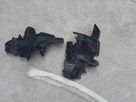 Kit de suspension, mascarilla o persiana y guarda fangos