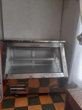 Vendo vitrina infriadora - congelador