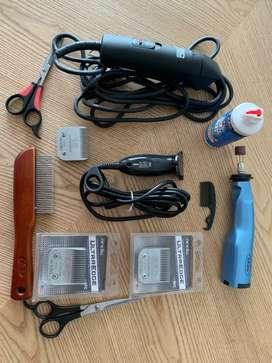 Promoción maquina Andis y accesorios