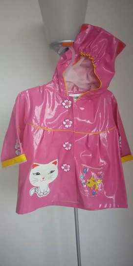Impermeable Hello Kitty talla 2
